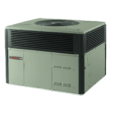 Trane heat pump packaged systems.