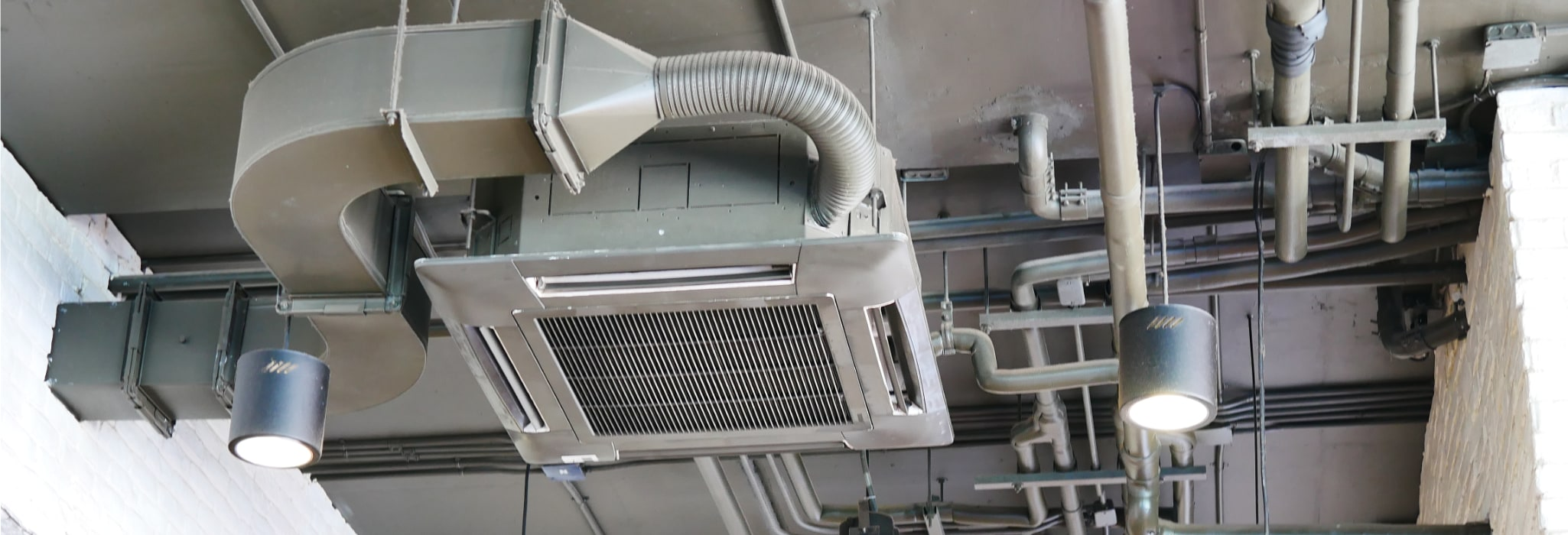 Commercial air conditioner